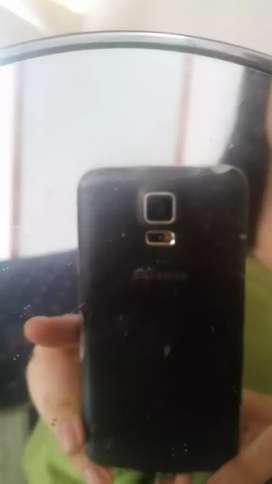 Se vende Samsung Galaxy S5 en 120k