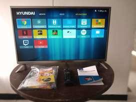 Tv HD led Smart Hyundai 32 pulgadas