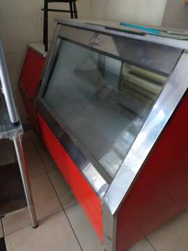 Refrigerador con bodega