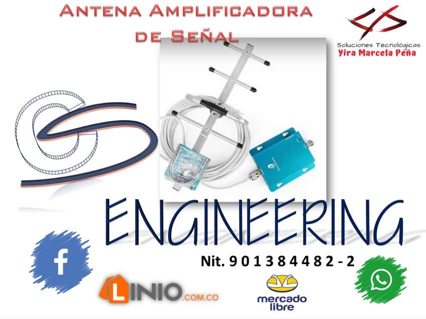 Antena Amplificadora de Señal (Precio a Consultar) 0