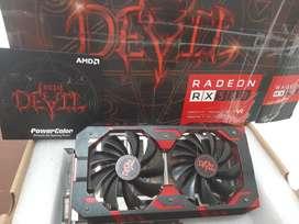 Rx 580 8 Gb Red Devil Powercolor
