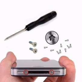 Tool Kit De Herramientas Desarmador Iphone Celulares 11 En 1