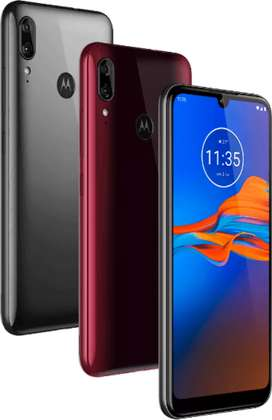 Motorola E6 Plus