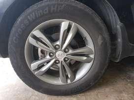 Rines Y Llanta Hyundai Tucson Ix35 17