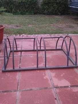 Soporte de Piso para Bicicletas