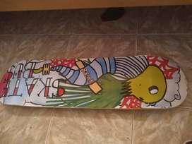Madero para Skate