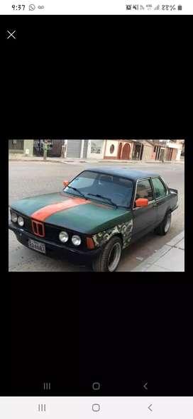 Vendo BMW con motor cambiado