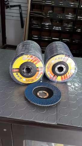 Vendo discos flap 20000 diez unidades