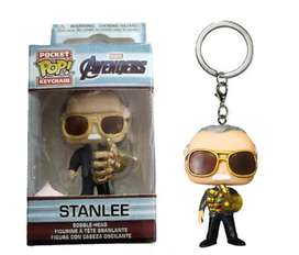 Llavero Funko Pop: Avengers Endgame Stanlee