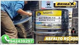 Venta de Asfalto Rc-250 en Lima !