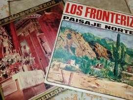 Discos de Vinilos Los Fronterizos