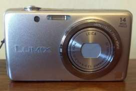 Vendo cámara fotog Lumix PANASONIC
