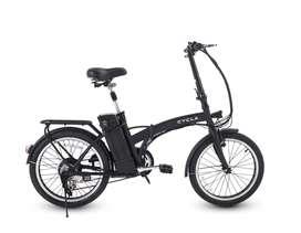 Bicicleta eléctrica plegable marca CYCLA modelo EASY (Nueva)