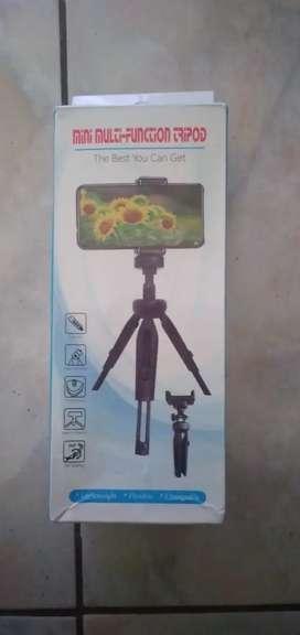 Mini tripode para celular venta solo al por mayor a partir de la media docena