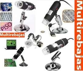 Elegante Microscopio Digital