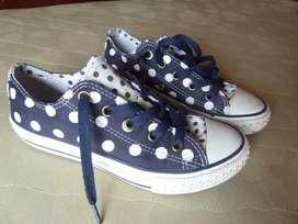 Zapatillas Converse Niña Talle 32 Nuevas