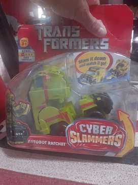 Transformers autobot Ratchet