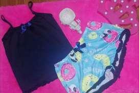 Pijamas para dama..