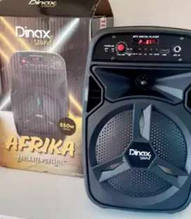 Parlante Dinax AFRIKA