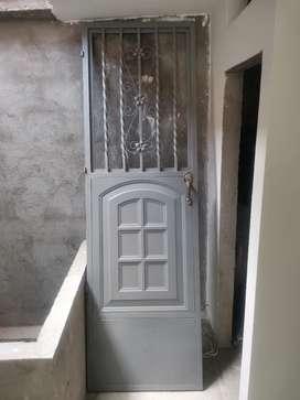 puerta - reja