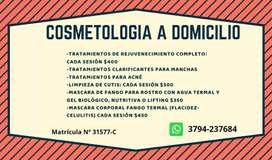 Cosmetologia a domicilio
