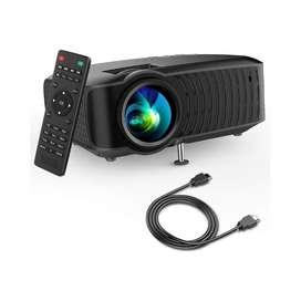 Video proyector LCD nuevo modelo 2019