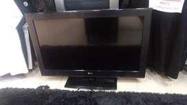Vendo TV plasma LG de 32 pulgadas en buen estado