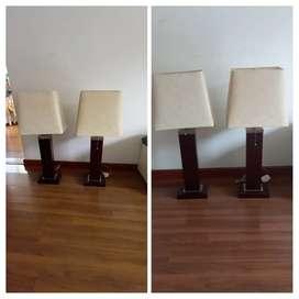 Vendo lámparas