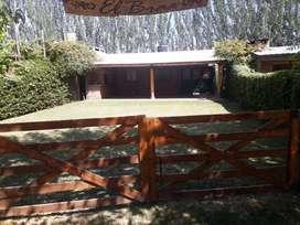 Vendo Casa Fin de Semana en Carrizal