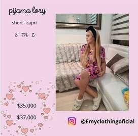 Pijama hermosa