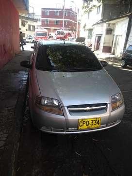 Chevrolet Aveo 2007 Sedan