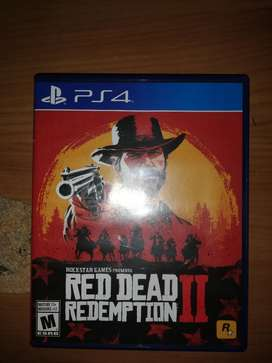 Vendo Red Dead Redemption 2