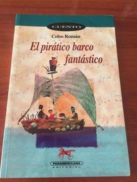 EL PIRÁTICO BARCO FANTÁSTICO- CELSO ROMÁN Ed. PANAMERICANA