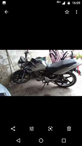 Vendo MOTO CORVEN HUNTER 160