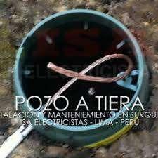 ELECTRICISTA PUESTAS A TIERRA AL MOMENTO
