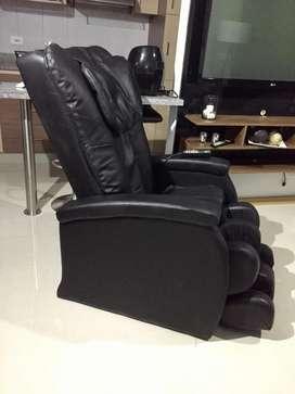 silla  electrica masajeadora