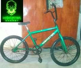 Bicicleta rd20 liquido por falta de uso