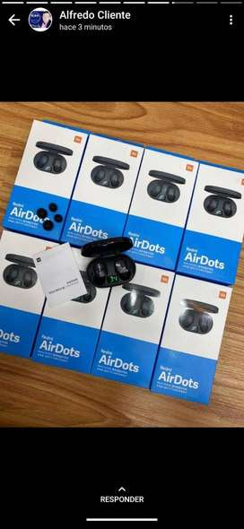 Redmi AirDotspro LED TWS Auriculares super oferta¡!¡1