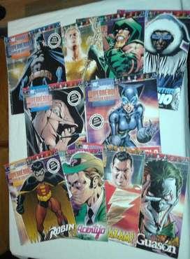 comics DC BATMAN GATUBELA ,etc