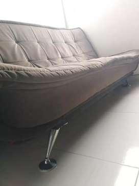 Vendo Sofa cama ligeramente usado