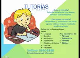 Tutorias a domicilio