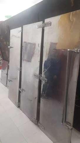 vendo puertas de heladera carnicera