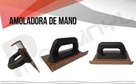 AMOLADORA DE MANO