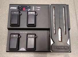 Controlador de pedal guitarra