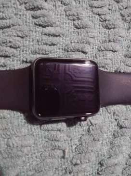 Apple watch Black 38mm, series 3