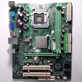 Motherboard p4m900-m7 fe, para reparar o repuestos
