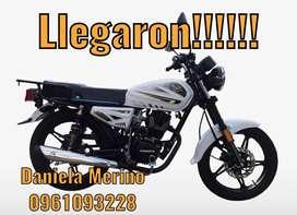 Motocicleta Oromoto OM150X (DM)