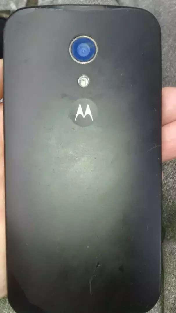 Moto G2 generación 8 0