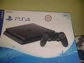 PS4 500gb Slim 8.9 de 10  a s/700   solo para tacna_ Tacna
