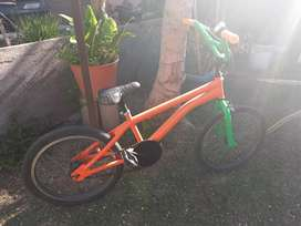 Vendo bici Rod.20